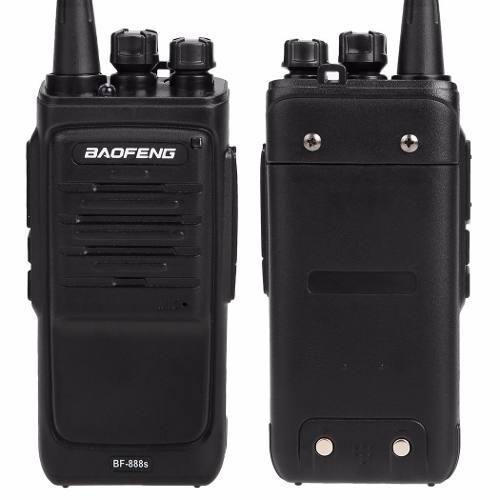 Set De 10 Radios Baofeng Bf888s