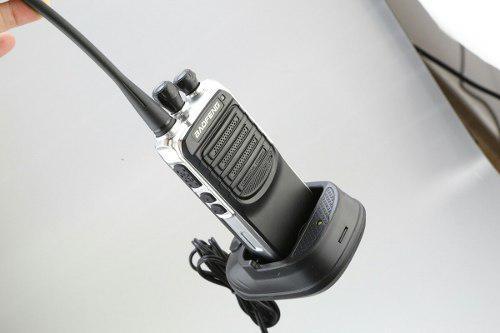 Set De 2 Radio Baofeng 888sa Uhf