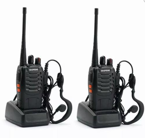 Set De 2 Radios Beofering Walk & Talking Fm Uhf