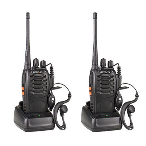 Set De 2 Radios Retevis H777 16 Canales 5 Watts Envió
