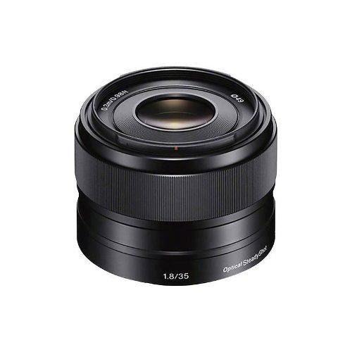 Sony - 35 Mm F / 1,8 Primer Lente Para Nex E Monte-cámaras