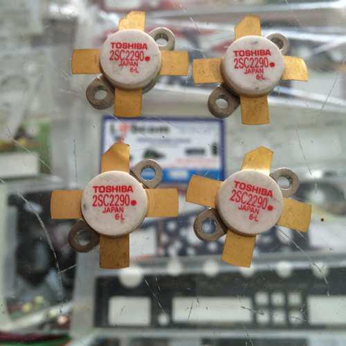 Transistor De Potencia Cb Radio Amplificador Y Radios Hf