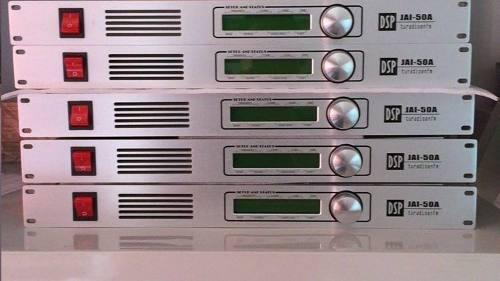 Transmisor De Radio Fm Estereo 50 Watts + Cable + Antena
