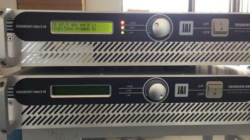 Transmisor Radio Fm De 1000 Watts Usado Entrega Inmediata