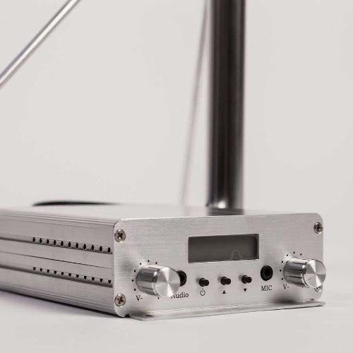 Transmisor Radio Fm De 20 Watts Entrega Inmediata Kit Antena