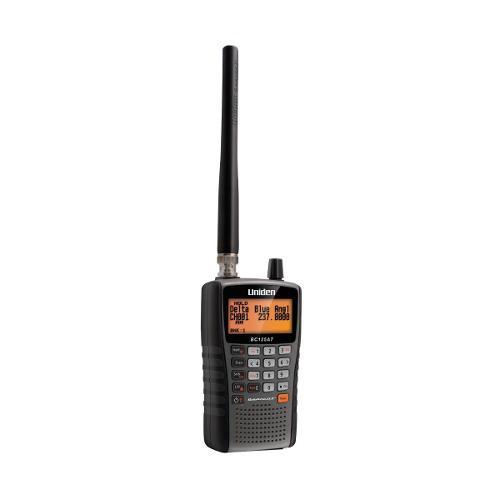 Uniden Bc125at Radio Escaner Para Seguridad Publica, Etc