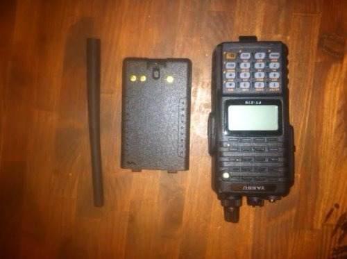 Yaesu Ft-270r Sumergible 5 Vatios Radio Amateur Transmisor V