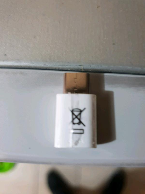 Adaptador covertidor de Micro USB a Tipo C