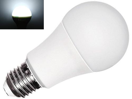 Foco Led 10w Luz Blanca O Calida E27 Ahorrador A19 Para Casa
