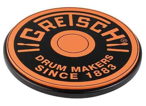 Practicador Gretsch Para Bateria De 12 Pulgadas Grepad12