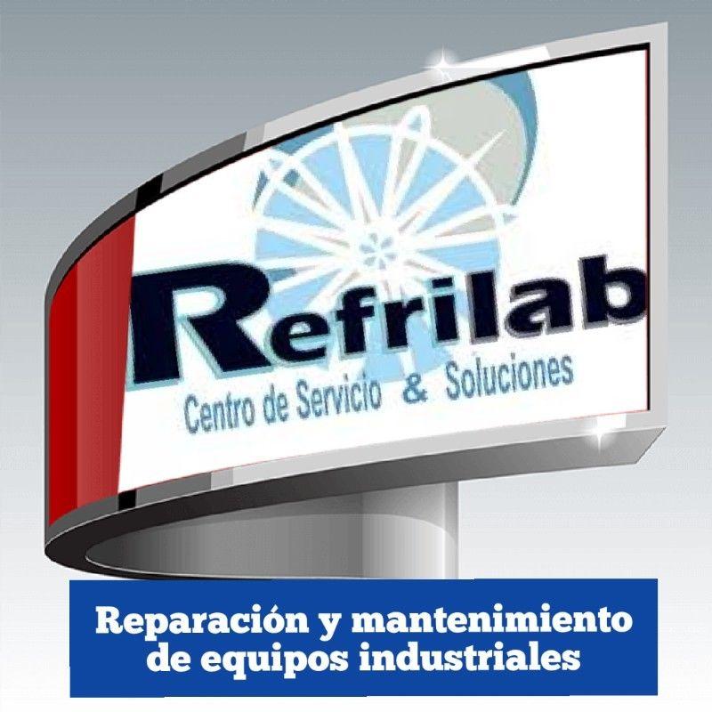 Reparación y mantenimiento de equipos industriales