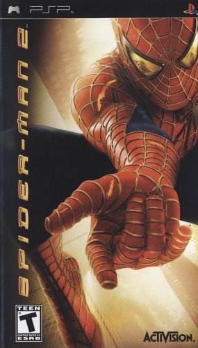 Spider Man 2 Sony Psp...