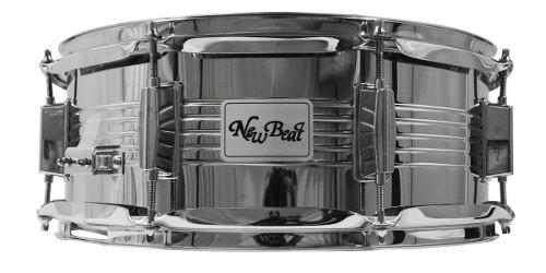 Tarola New Beat 14 De Acero Para Bateria Nbs-