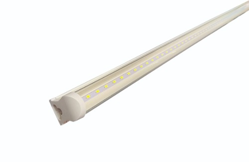 Tubo Led Integrado 18w 120cm Base De Plástico M