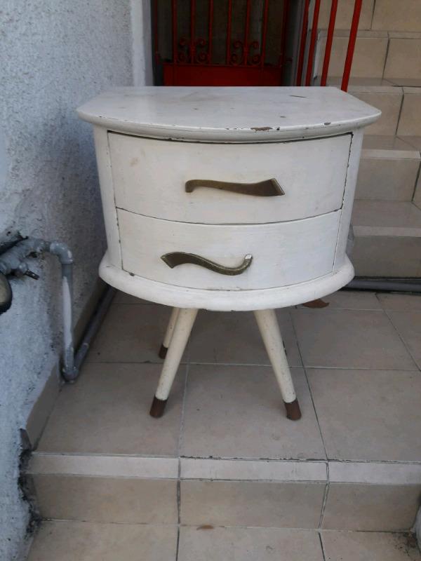 Buro Antiguo de madera Vintage Retro