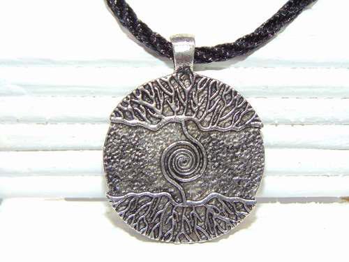 Arbol De La Vida Celta Yggdrasil Wiccas Envío Gratis