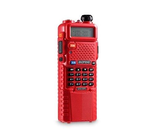 Baofeng Uv-5r Radio De Dos Vías Walkie Talkies, De Doble