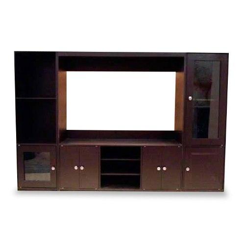 Centro De Entretenimiento Mod Helio Muebles Tv Para Sala