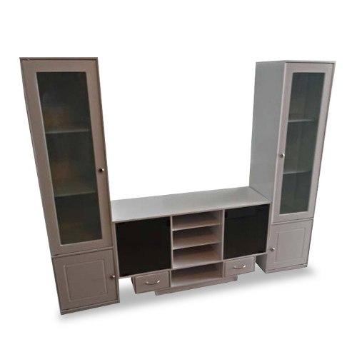 Centro De Entretenimiento Mod King Armor Muebles Tv De Sala
