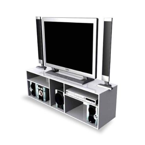Centro De Entretenimiento Mod Sinior Muebles Tv Para Sala
