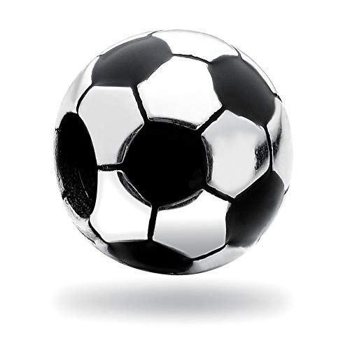 Charm Pandora Balon Futbol Soccer Plata S925 Ale