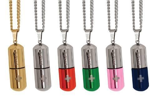 Collar De Titanio Sniffer Píldora + Envío Gratis