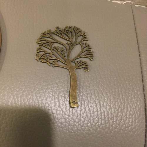 El Árbol De La Vida Dije De Oro Viejo