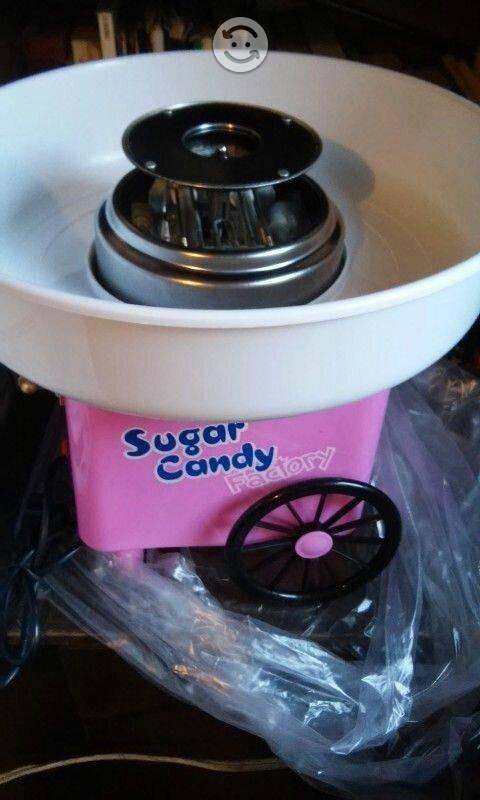 Maquina para algodon de azucar