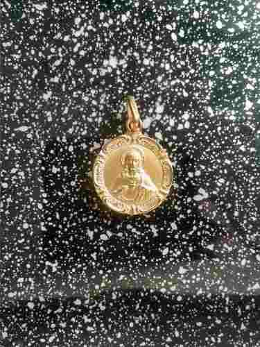 Medalla Sagrado Corazón De Jesús #1273au10