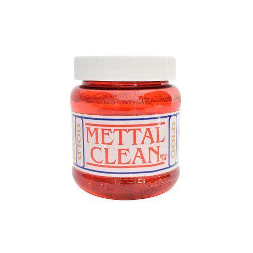 Mettal Clean Gold - Limpiador De Joyería De Oro Y Joyas