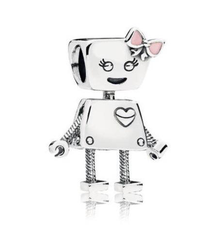 Pandora Charm Bella Bot