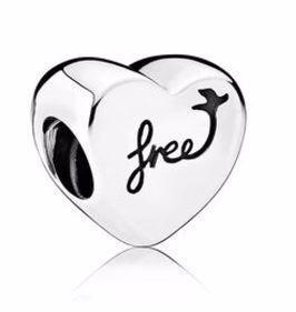 Pandora Charm Corazón De Libertad