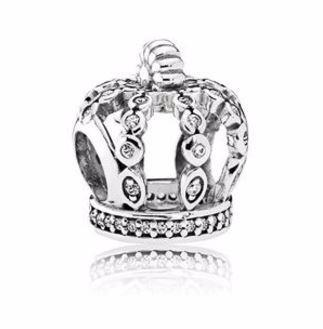 Pandora Charm Corona De Cuento De Hadas
