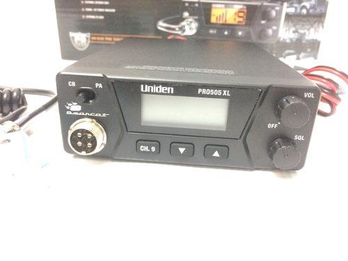 Radio Frecuencia Cb Uniden