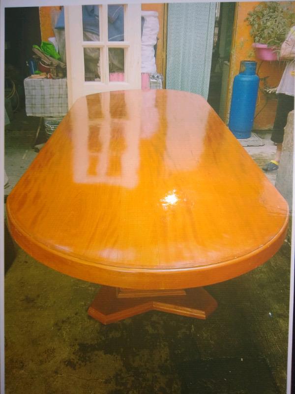 Se Vende mesa nueva de madera