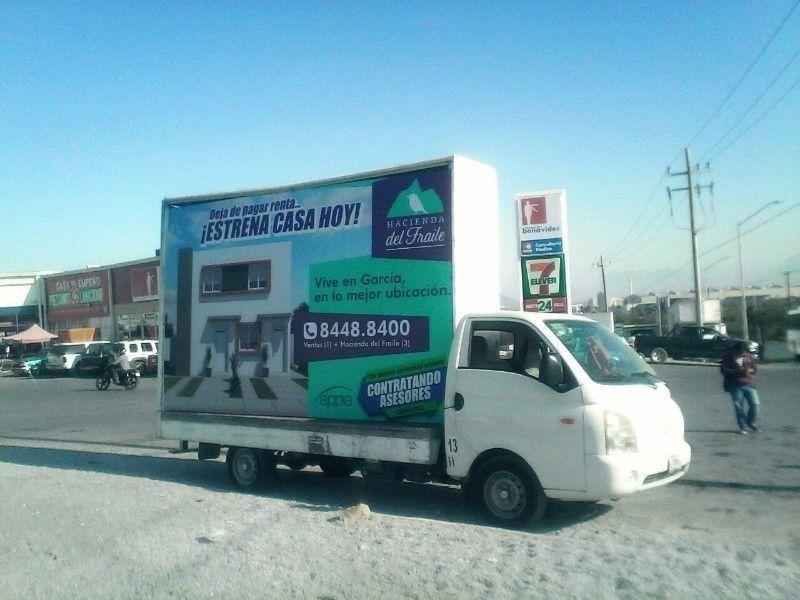 Servicio de Vallas Móviles en Saltillo