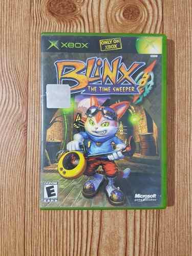 Blinx - Xbox Juego Original Y En Buen Estado