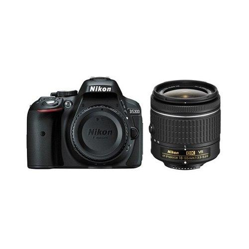 Camara Nikon D Lente Af-p Dx Nikkor mm F/
