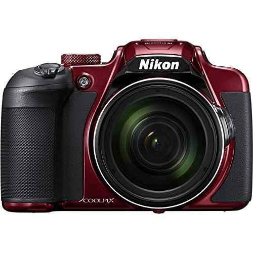 Cmara De Foto Digital Nikon Coolpix B700 Color Negro Zoom