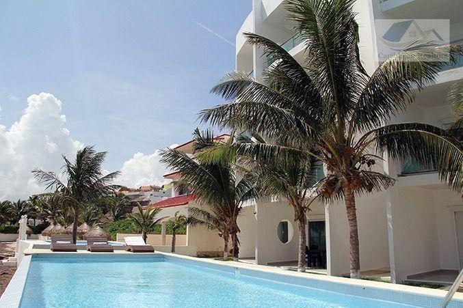Departamento en venta en Puerto Morelos / Condo for sale in