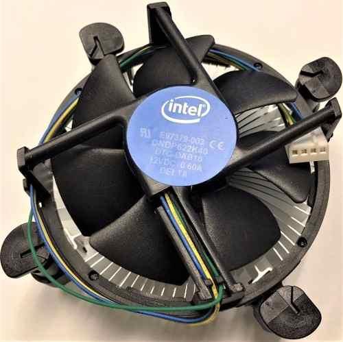 Disipador Abanico Ventilador Intel I3 I5 I