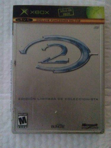 Halo 2 Collectors Edition Xbox Original Coleccion Edicion