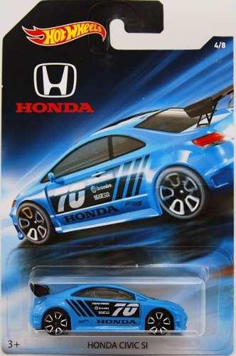 Hotwheels Honda Civic Si #4 Serie Honda