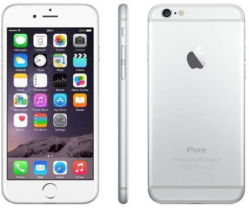 Iphone 6 De 64 Gb Nuevo Acces Orig Envio Gratis Garantía