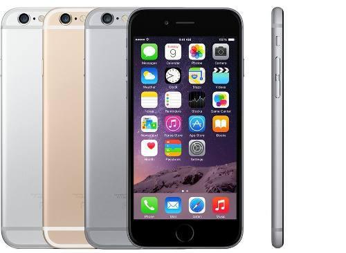 Iphone 6 Plus 64 Gb Nuevo Acces Orig Garantía Envio Gratis