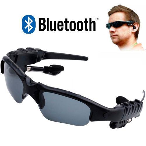 Lentes De Sol Con Audífonos Bluetooth Manos Libres Estéreo
