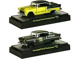 M2 Machines 1:64 Dos  Chevrolet Bel Air Auto-mods S - 3