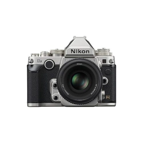 Nikon - Cámara Réflex Digital Con D Nikkor Af-s 50 Mm F /