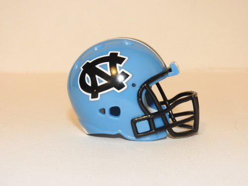 North Carolina Tar Heels Micro Casco Pocket Riddell Con Cubo