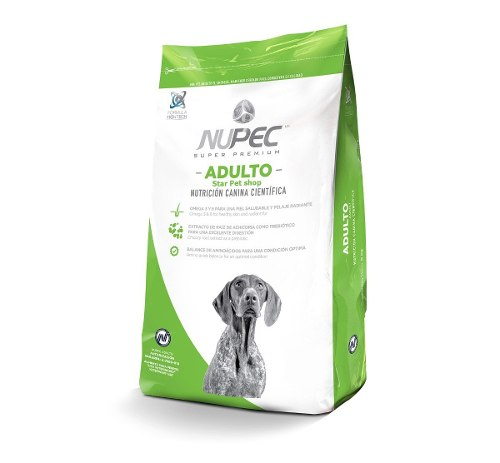 Nupec Adulto 8kg Original Meses Sin Intereses Star Pet Shop